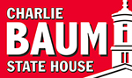 Charlie Baum for State House Logo
